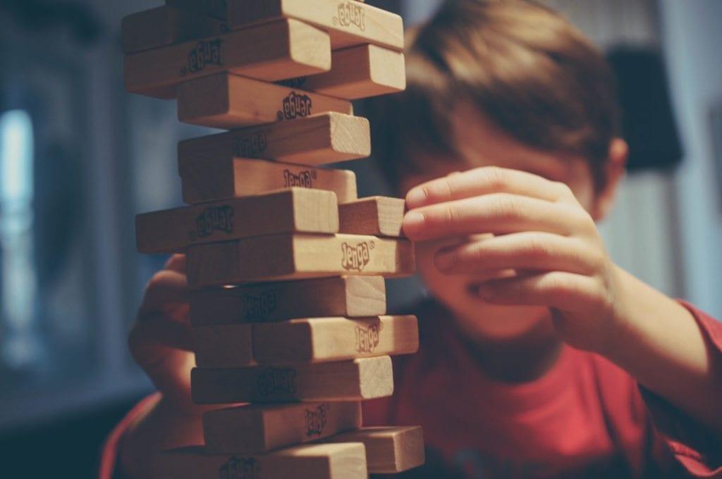 Investing myths - Jenga puzzle