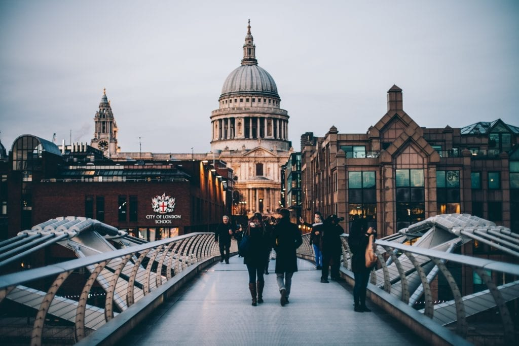 Picture of St Paul's Cathedral, London