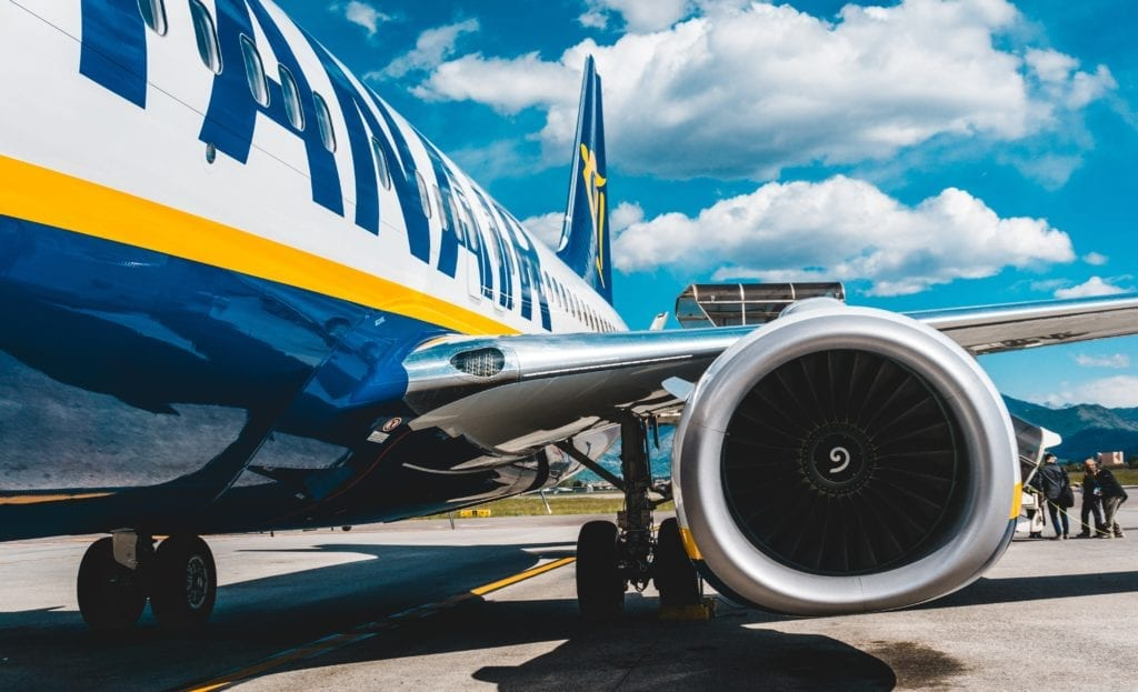 Ryanair plane – Question of the month: should I buy Ryanair shares?