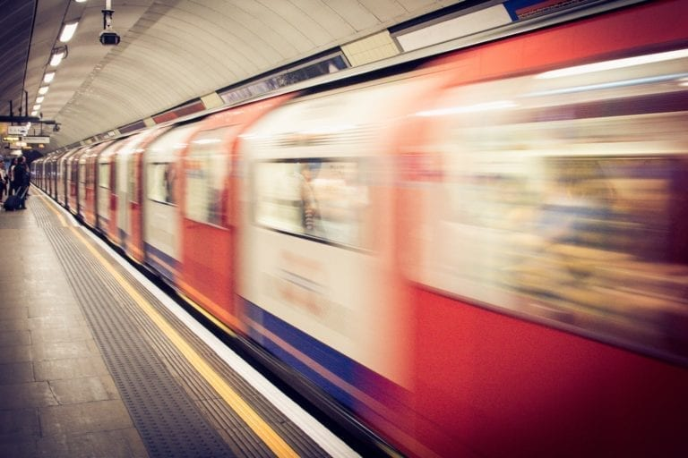 London Underground pic