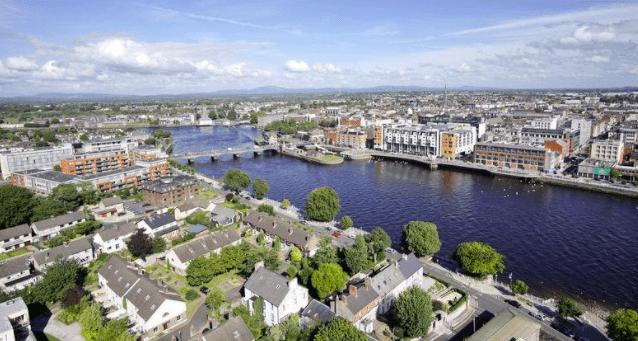 Limerick city pic
