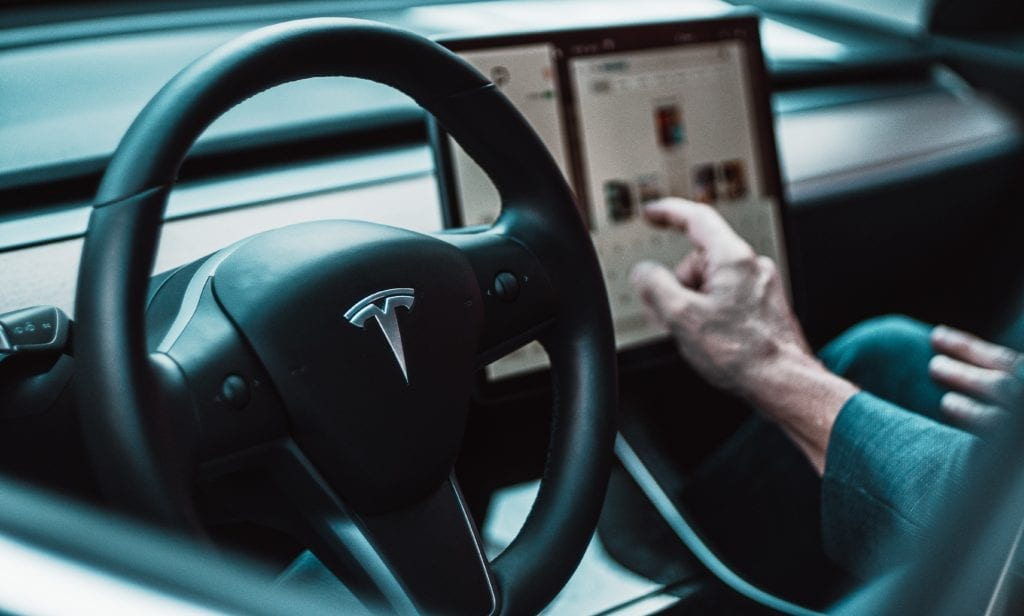 Tesla Pic