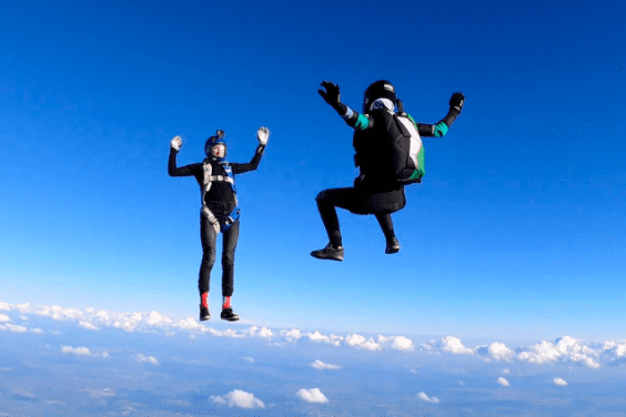 Skydiving pic