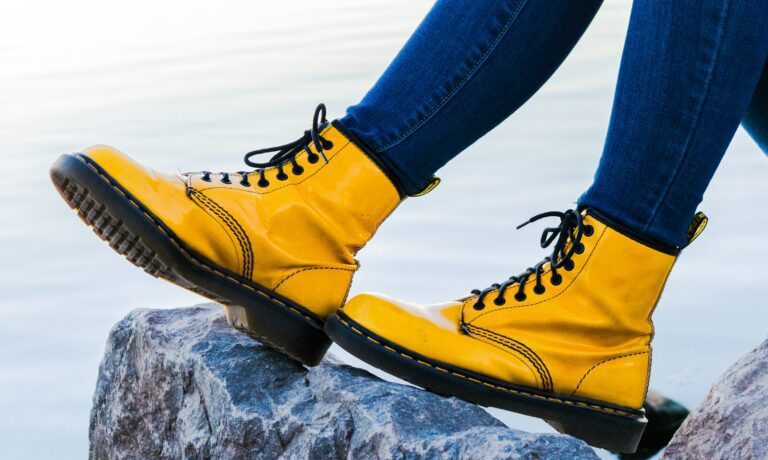 Investing in private equity - Doc Marten boots